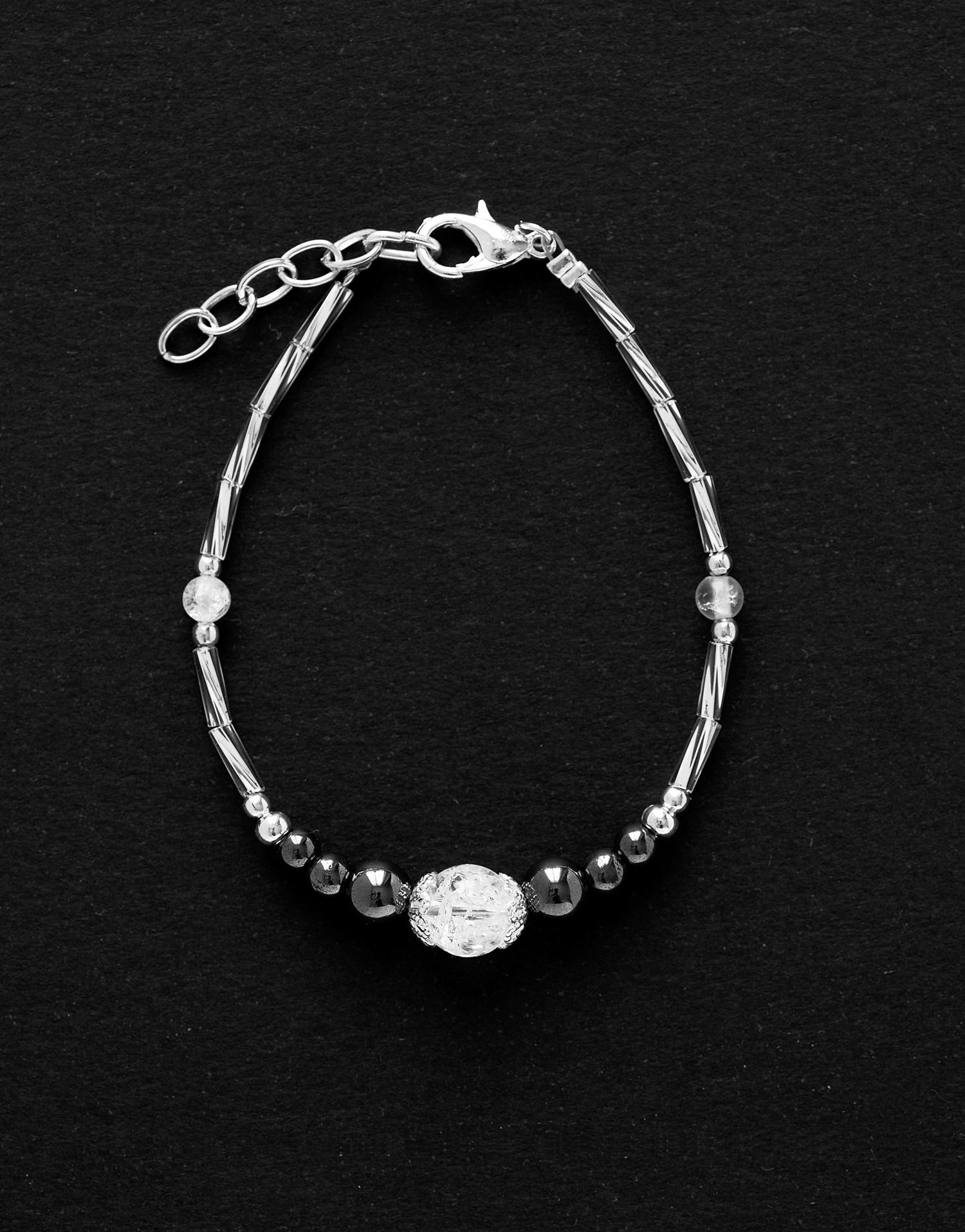 Bracelet Calliope Thalia Cristal de roche