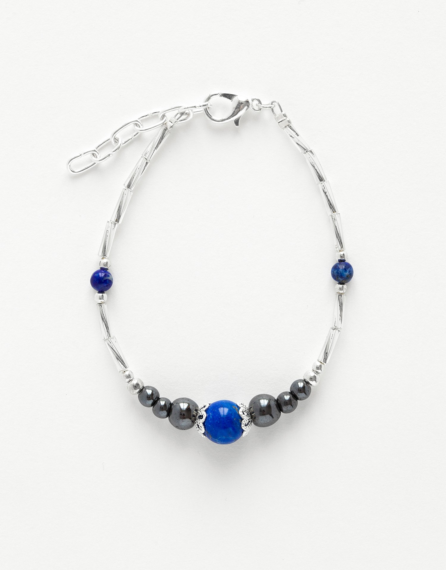 Bracelet Calliope Thalia Lapis-Lazuli