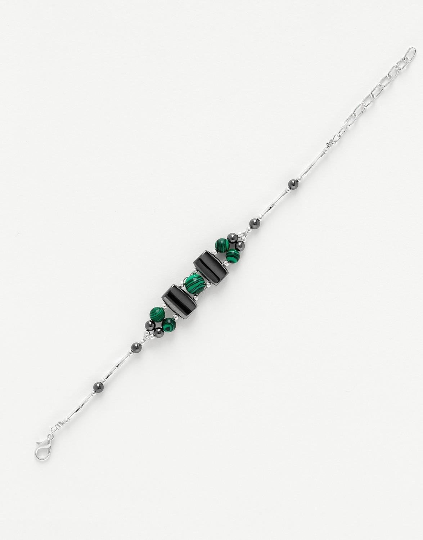 Bracelet Malachite Calliope Thalia