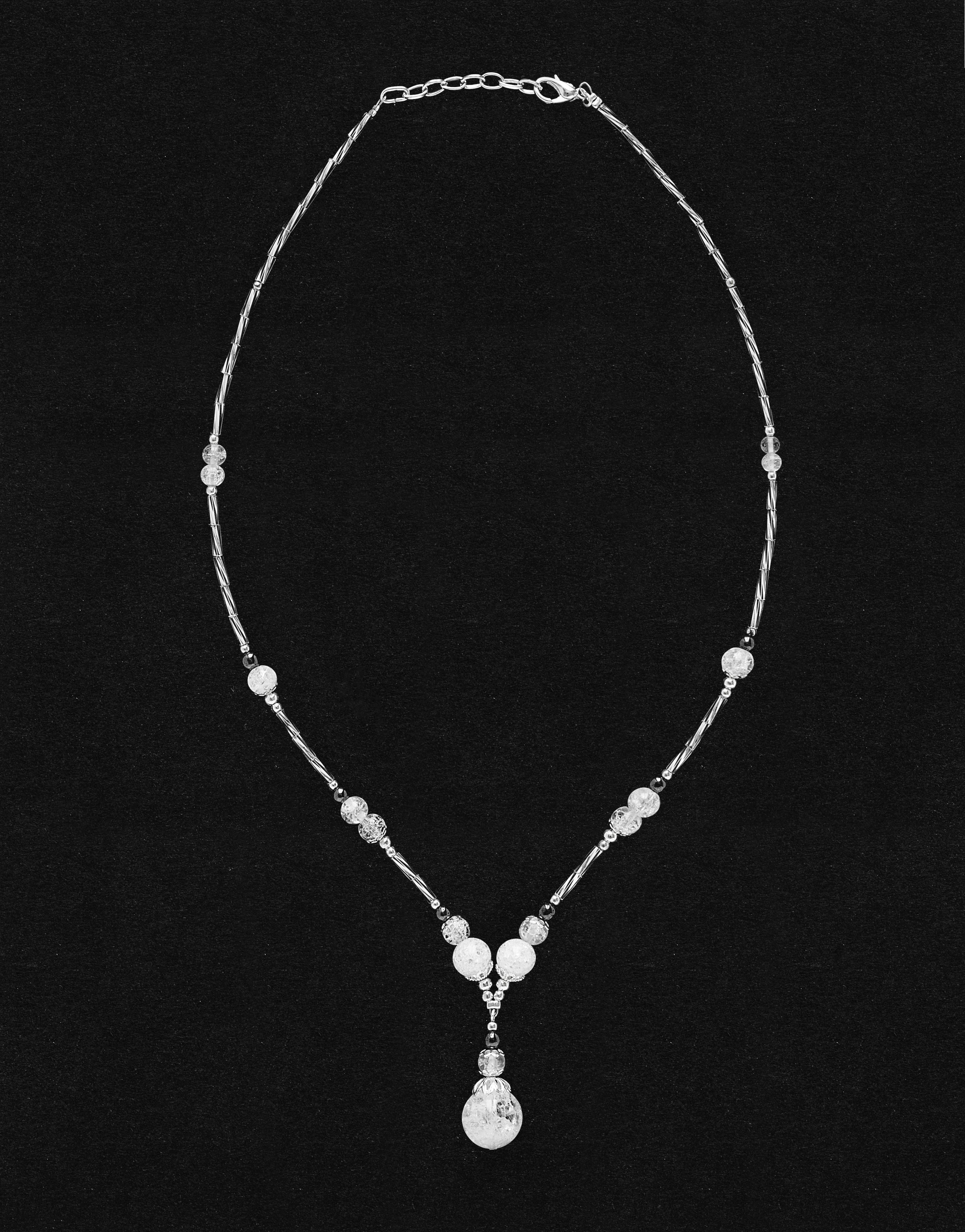 Collier Calliope Cristal de roche
