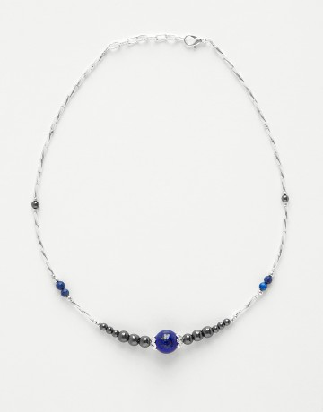 Collier Thalia Lapis-Lazuli