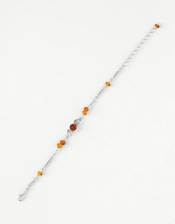 Bracelet Ambre Polymnie