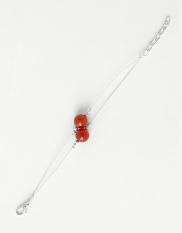 Bracelet Calliope Thalia Cornaline