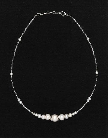 Necklace Thalia Pearl