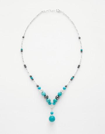 Necklace Calliope Turquine