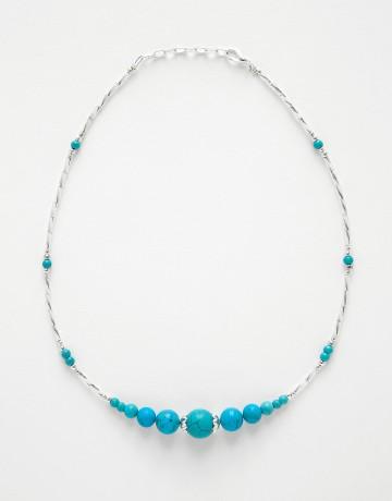 Necklace Thalia Turquine