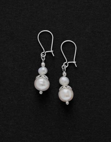 Earrings Calliope Thalia Pearl